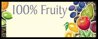 100% Fruity