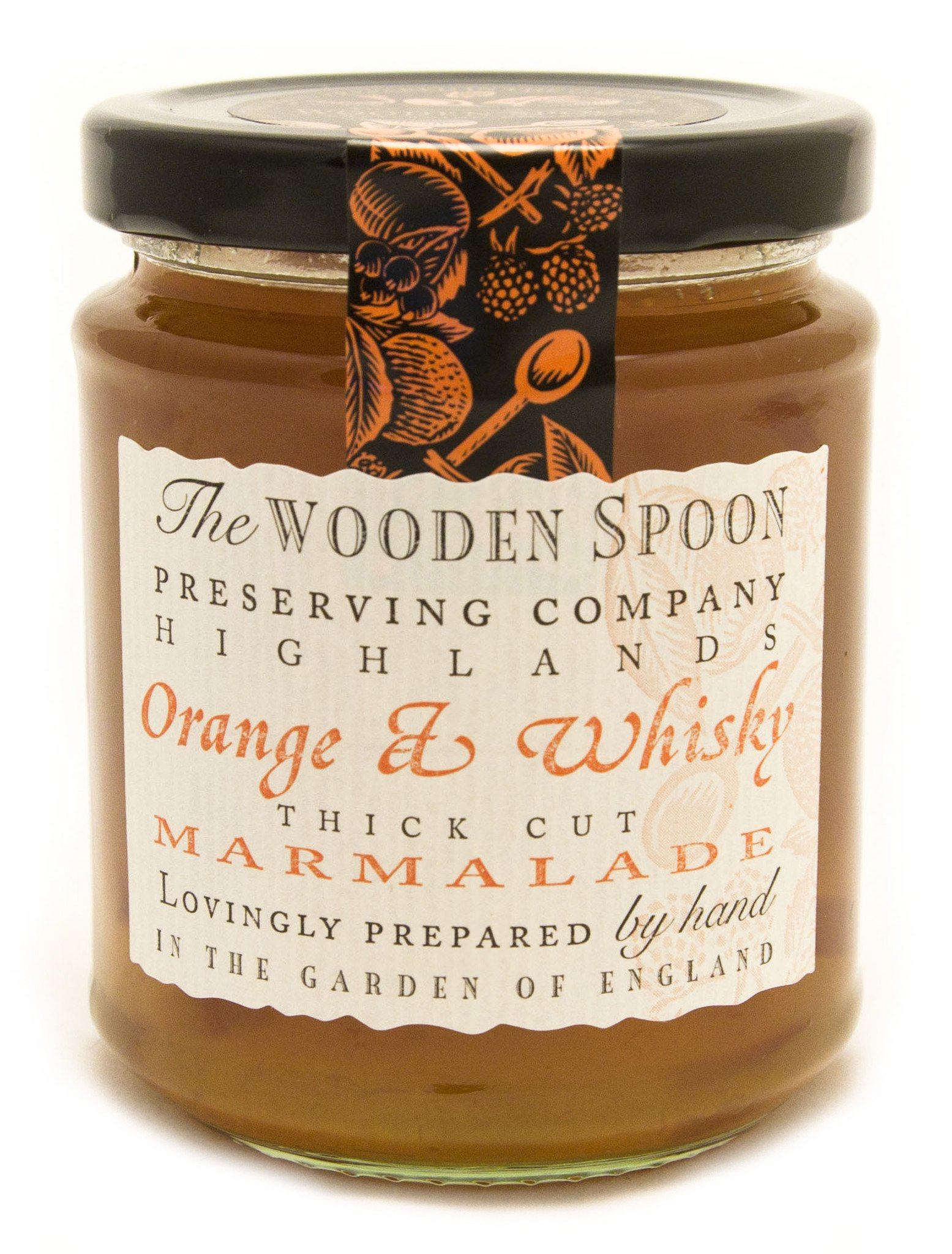 Highlands - Orange & Whisky