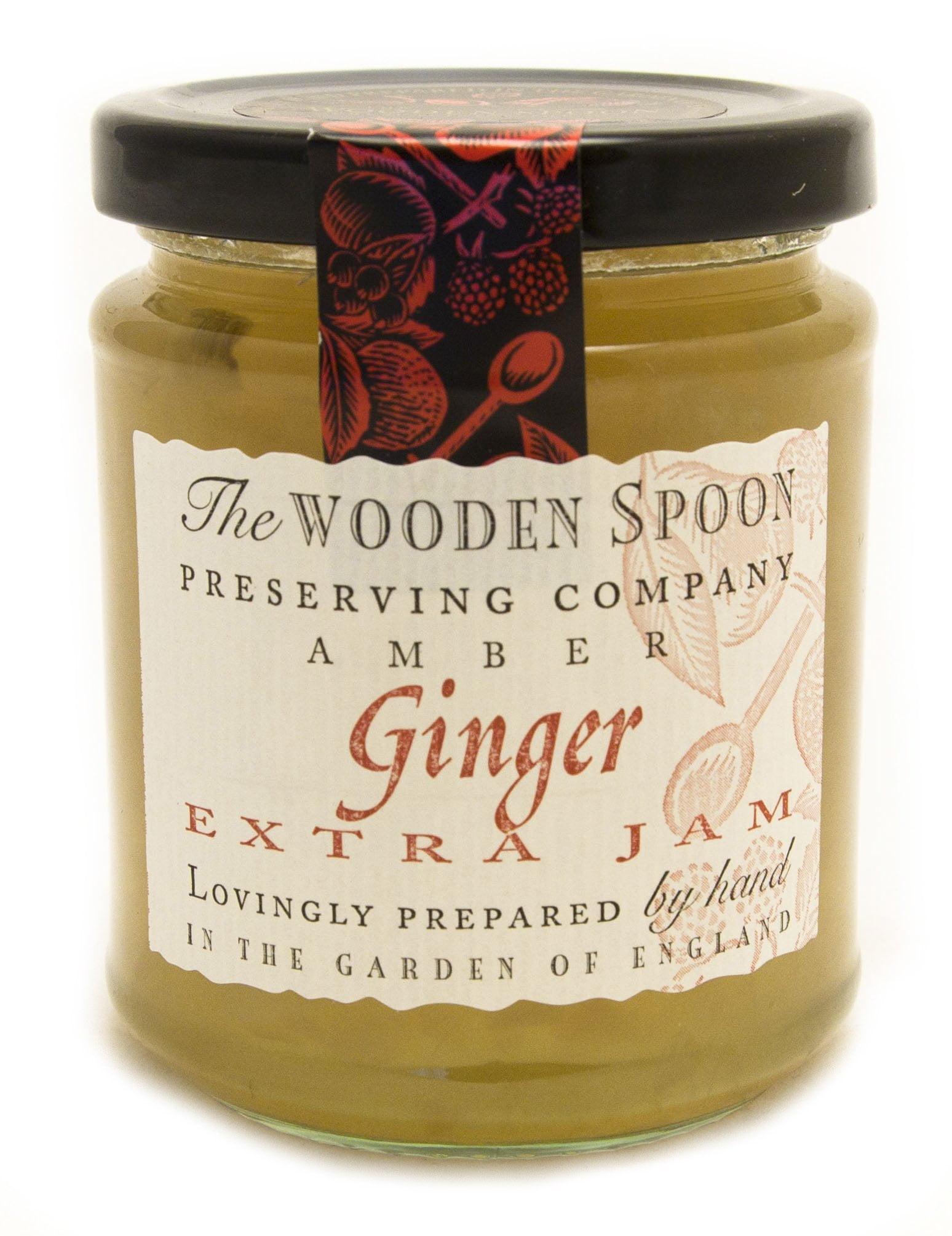 Amber - Ginger