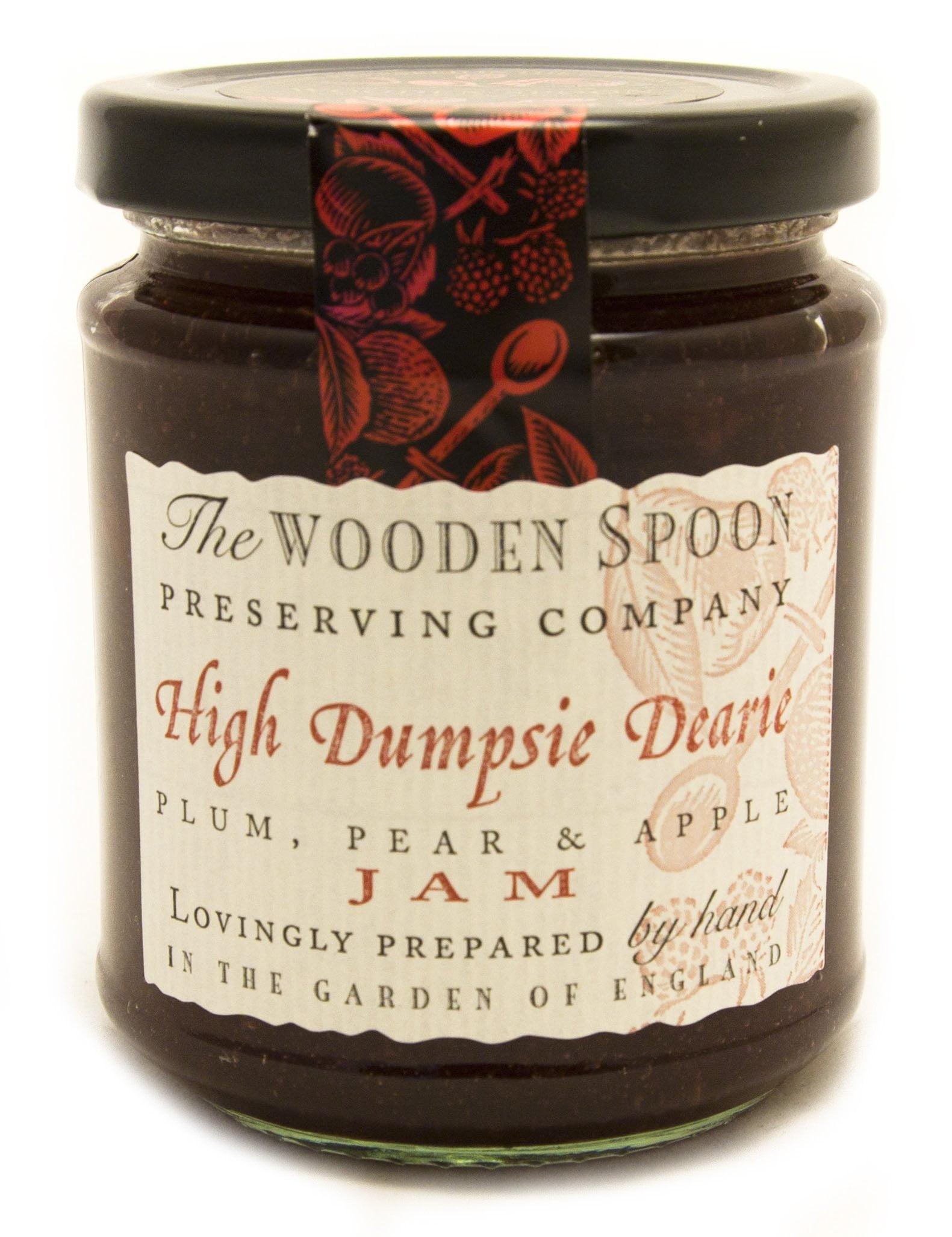 High Dumpsie Dearie - Plum, Pear, Apple