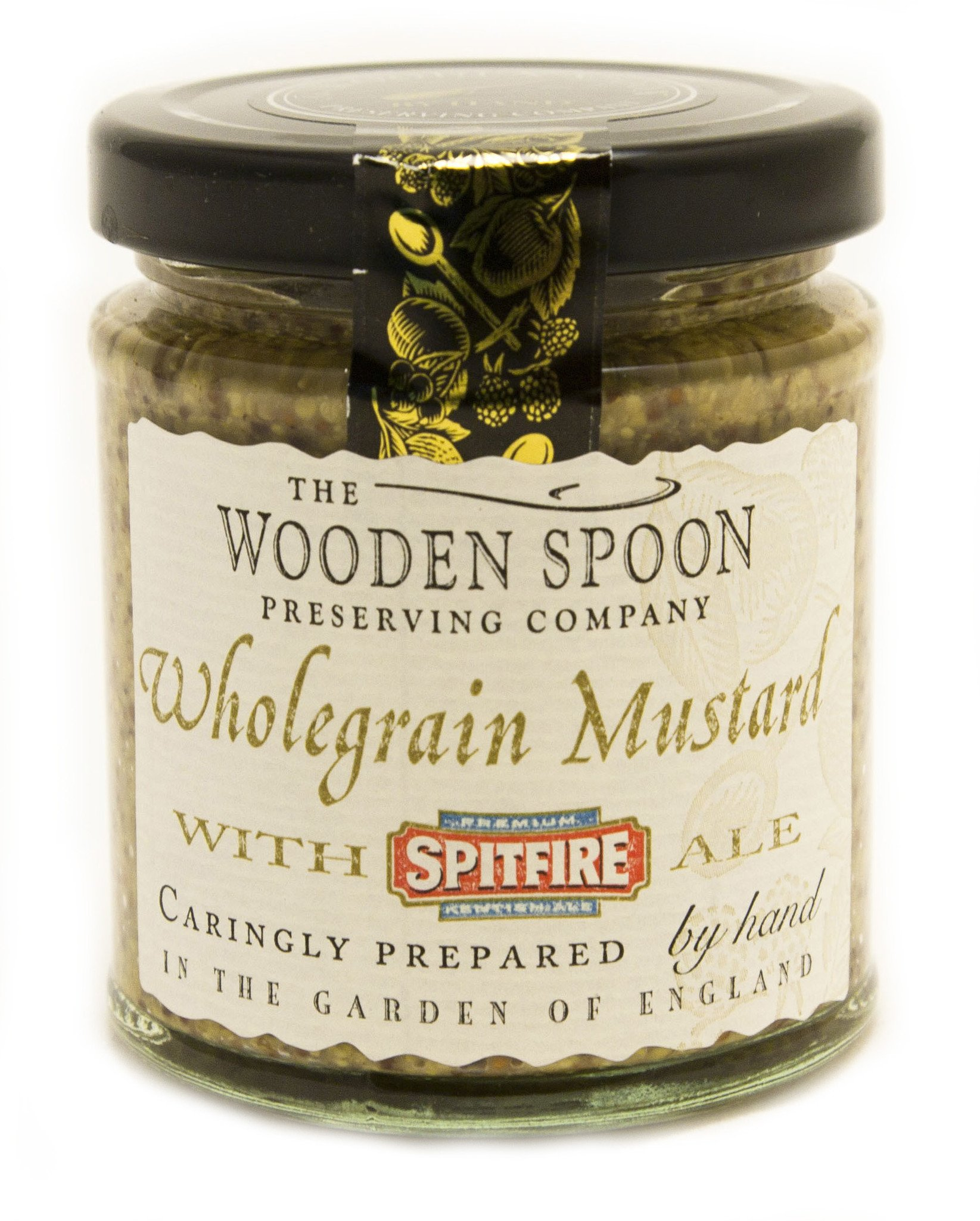 Wholegrain Mustard - With Spitfire Ale