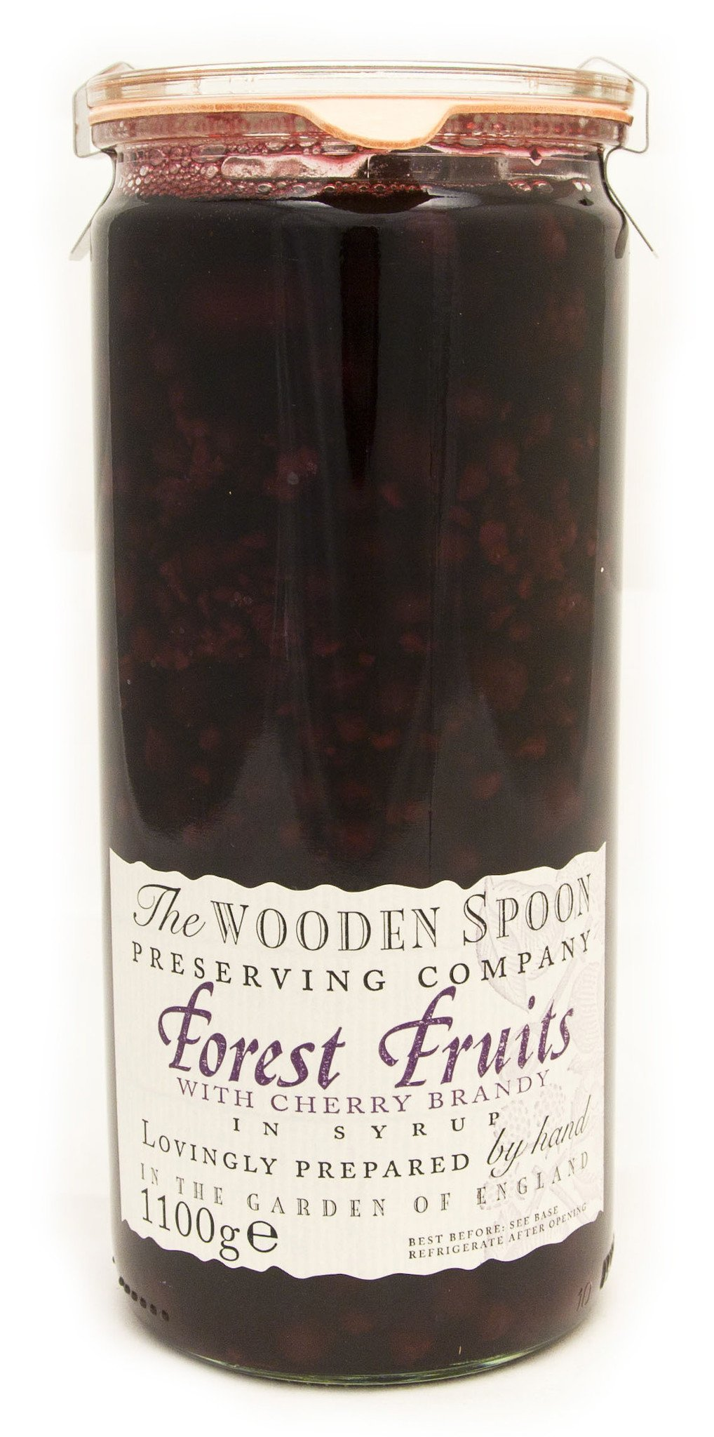 Forest Fruits - with Cherry Brandy