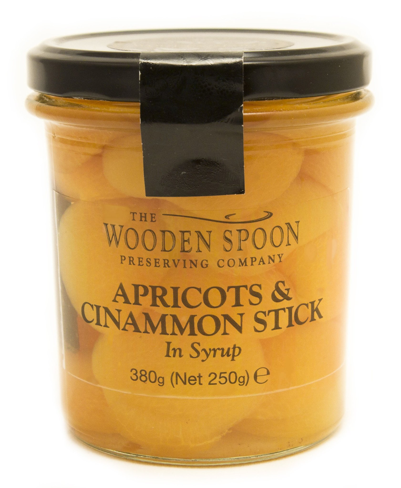 Apricots & Cinnamon Stick- no alcohol