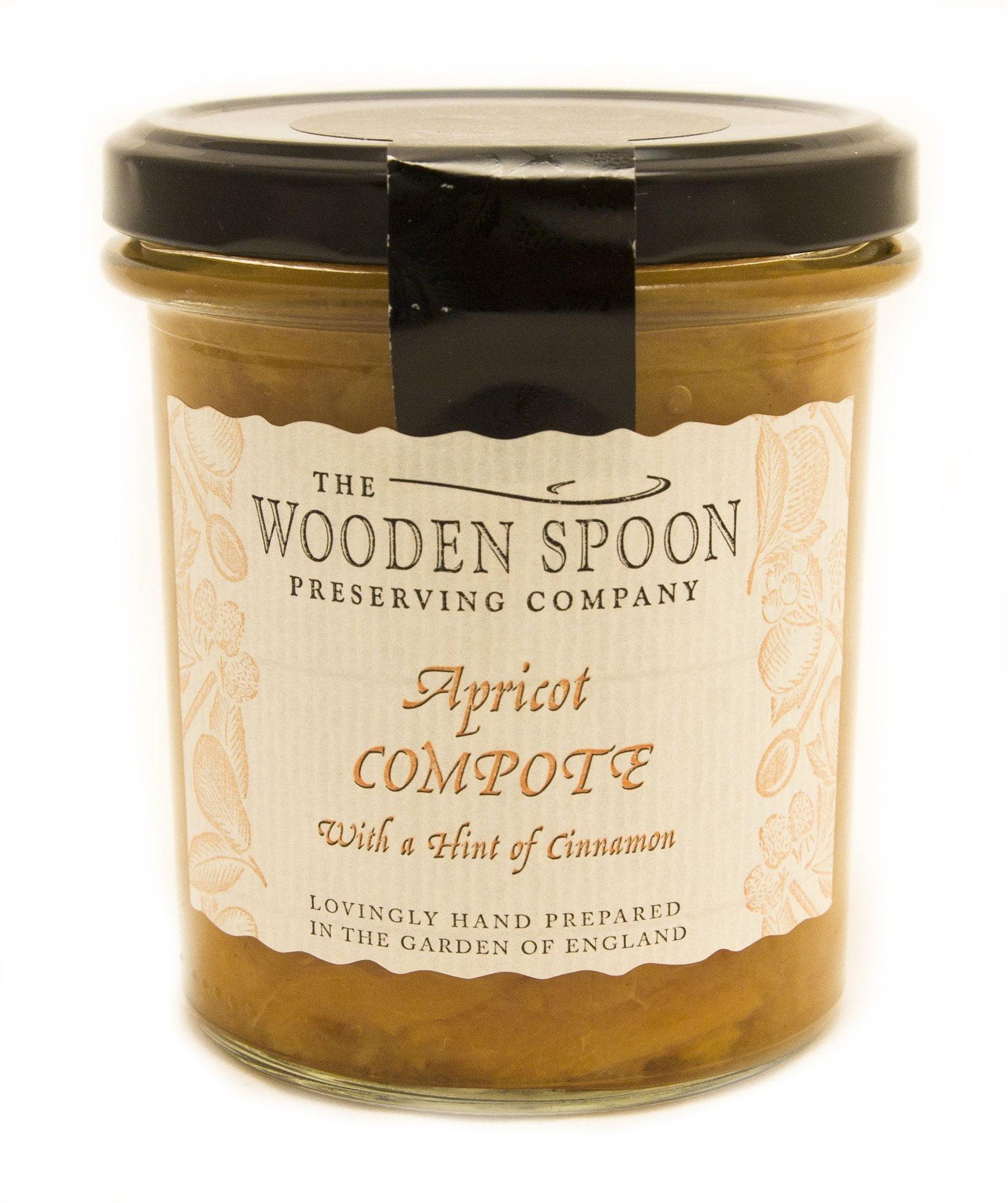 Apricot & Cinnamon - Compote