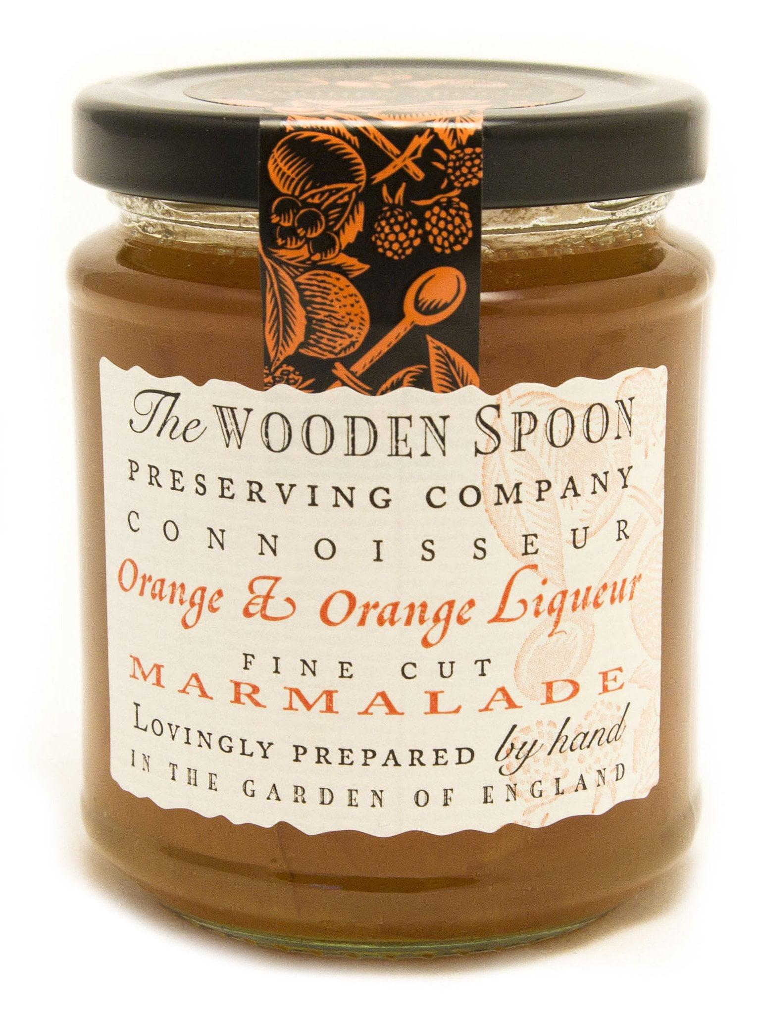 Connoisseur - Orange & Orange Liqueur