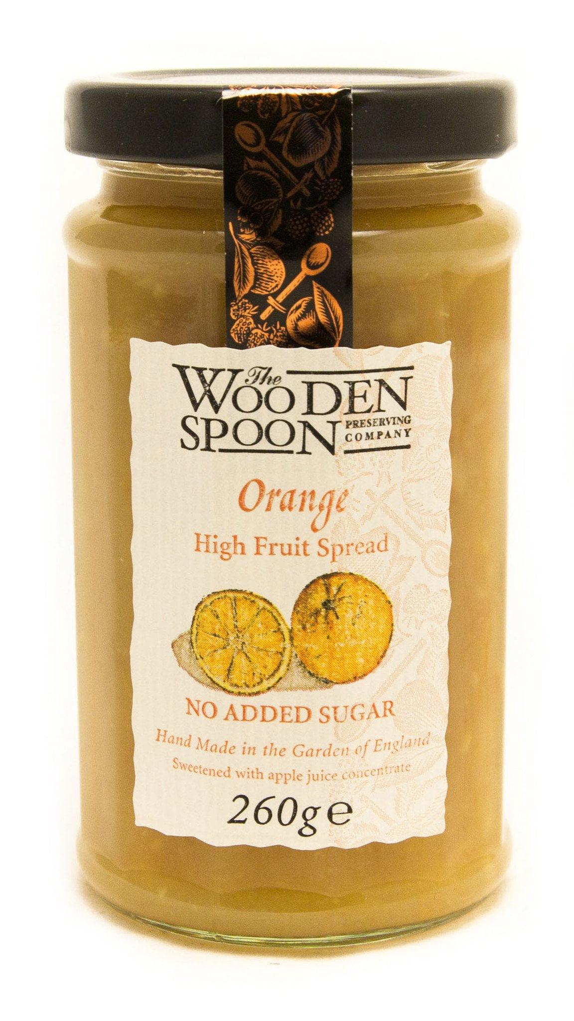 Orange - High Fruit Spread