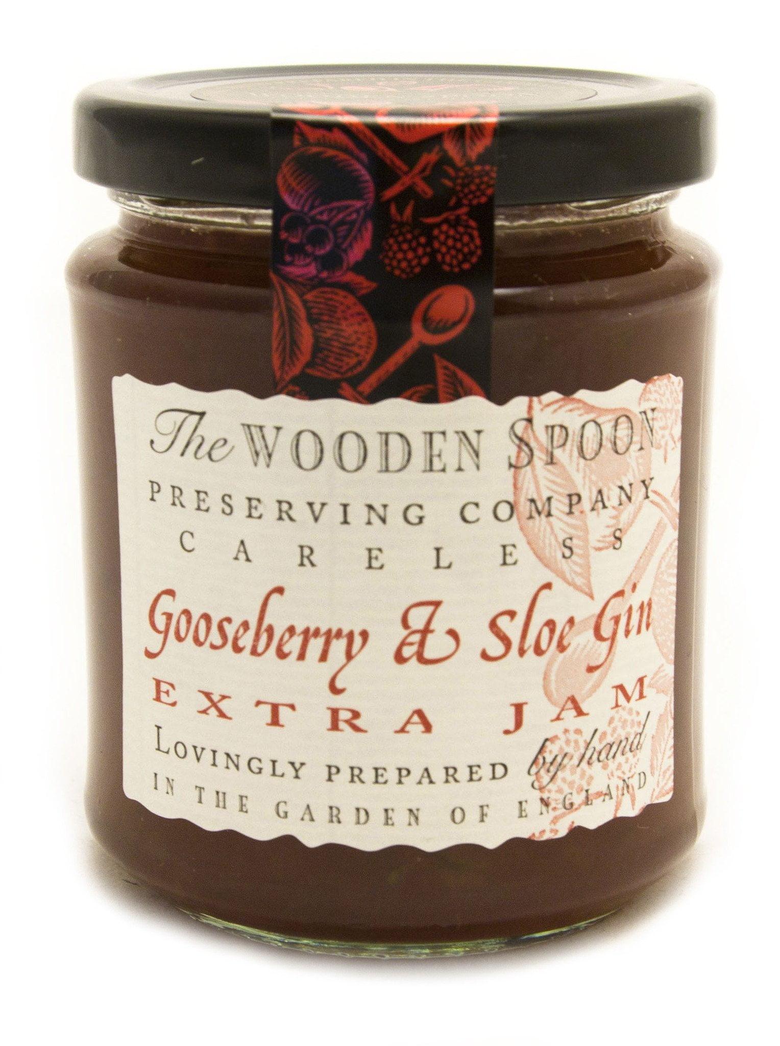 Careless - Gooseberry & Sloe Gin