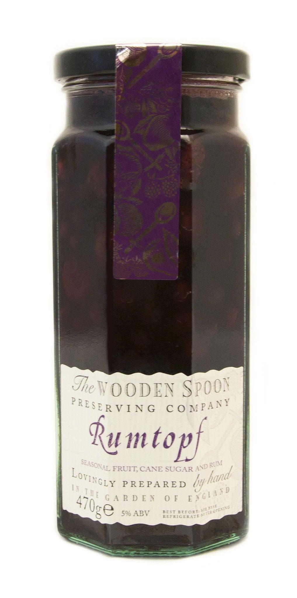 Rumtopf - Seasonal fruit & Rum