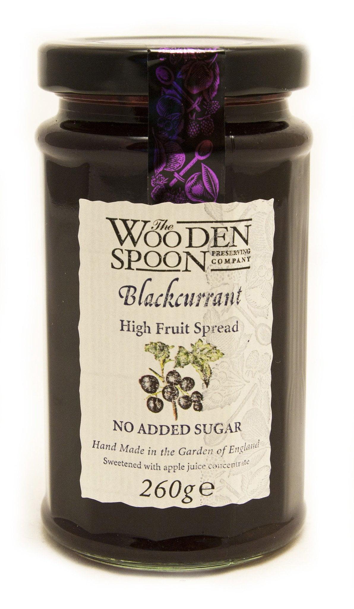 Blackcurrant - High Fruit Spread