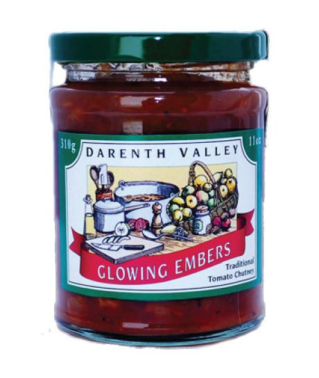 Glowing Embers - Tomato Chutney