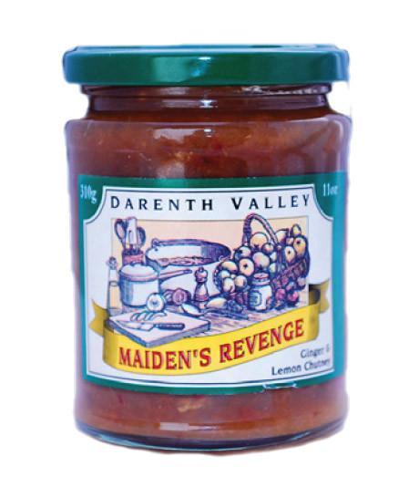 Maiden's Revenge - Ginger and Lemon