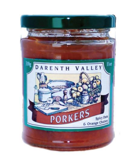 Porkers - Date & Orange Chutney