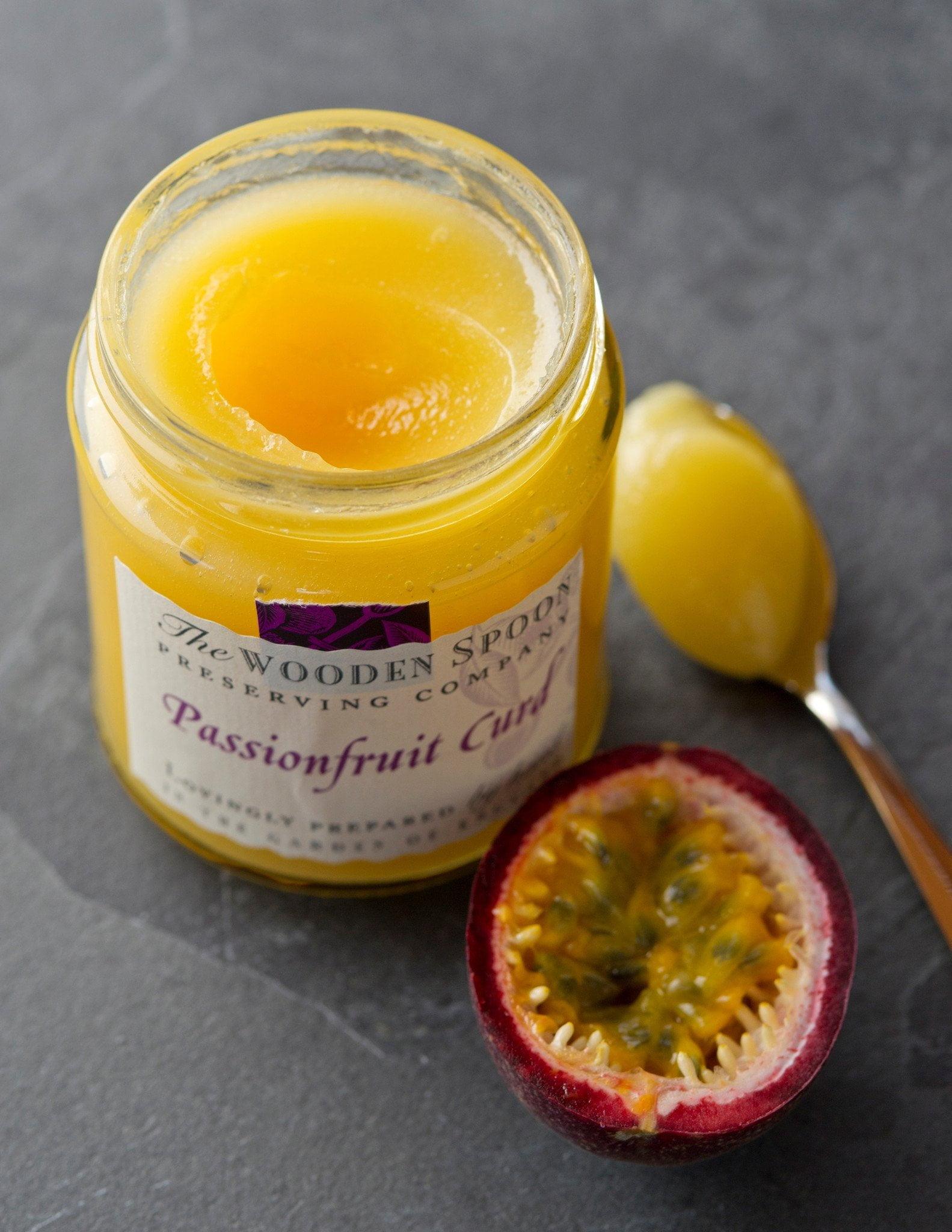 Passionfruit Curd
